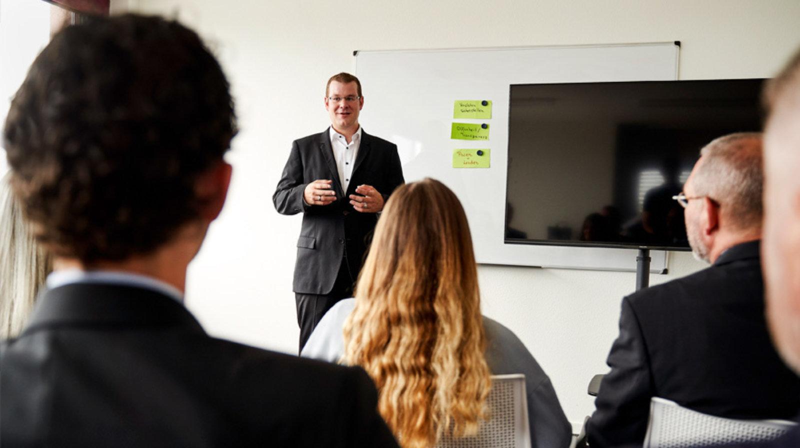 Business Seminare und Schulungen für Unternehmen