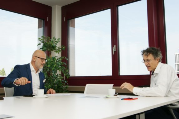 Kundentalk mit Jürg Utzinger